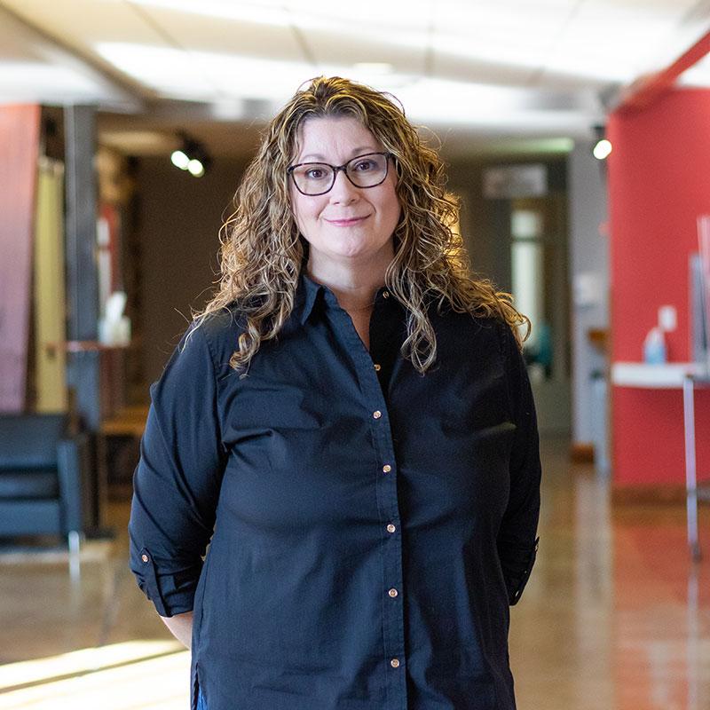 Lori Barnett 1 Data Team Director