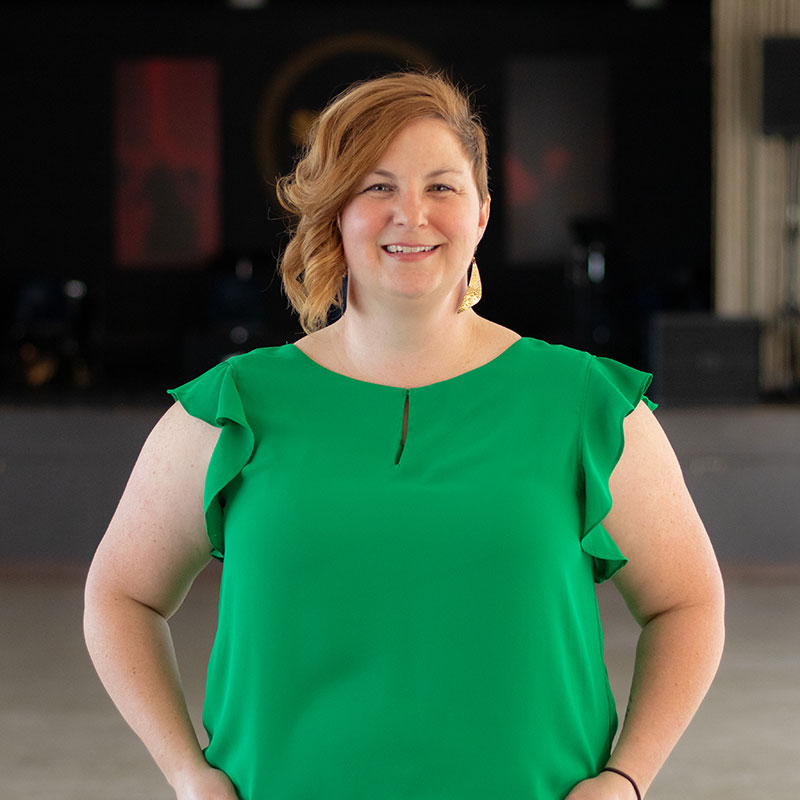 Shannon Flora 1 Director Of Operations Fort McKinley