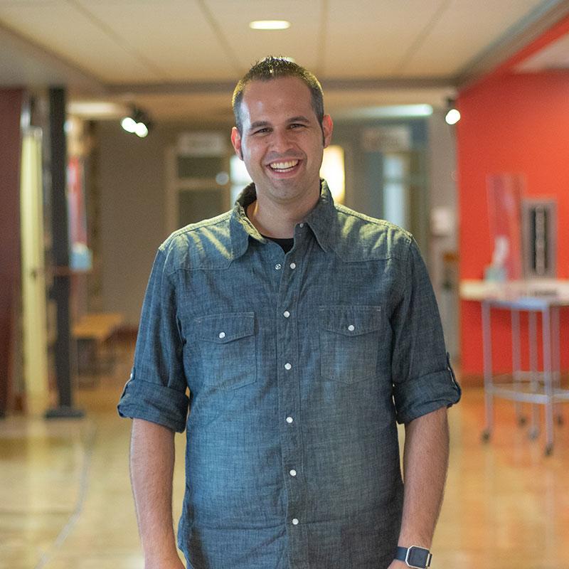 John Whirledge 1 Online Campus Director